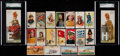 "Non-Sport Cards:Lots, 1910's Early Candy & Gum ""E"" Non-Sports Card Collection ofAlmost 250 Cards!..."