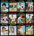 Baseball Cards:Sets, 1971 Topps Baseball Complete Set (787). ...