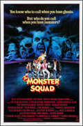 "Movie Posters:Adventure, The Monster Squad (Tri-Star, 1987). One Sheet (27"" X 41"").Adventure.. ..."