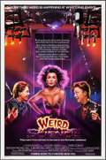 """Movie Posters:Science Fiction, Weird Science (Universal, 1985). One Sheet (27"""" X 41"""") Advance.Science Fiction.. ..."""