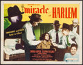 """Movie Posters:Black Films, Miracle in Harlem (Screen Guild Productions, 1948). Title LobbyCard (11"""" X 14""""). Black Films.. ..."""