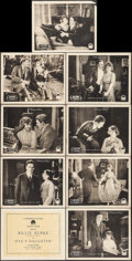 """Movie Posters:Comedy, Eve's Daughter (Paramount, 1918). Lobby Card Set of 9 (11"""" X 14"""").Comedy.. ... (Total: 9 Items)"""