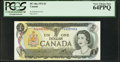 Canadian Currency: , BC-46a $1 1973. ...