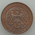 German East Africa, German East Africa: German Colony Mixed Lot of Five Coins,... (Total: 5 coins)
