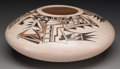 American Indian Art:Pottery, A Hopi Polychrome Jar . Stella Huma. ...