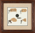 Miscellaneous:Ephemera, Thomas A. Edison: Keys to His Menlo Park Laboratory....