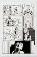 Original Comic Art:Panel Pages, Reilly Brown and Nelson DeCastro Incredible Hercules #134 Page 10 Original Art (Marvel 2009)....
