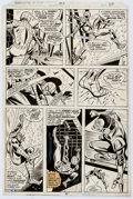 Original Comic Art:Panel Pages, Ross Andru and Mike Esposito Amazing Spider-Man #182 Page 27Original Art (Marvel, 1978)....