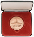 Olympic Collectibles:Autographs, 1976 Montreal Summer Olympics Participation Medal. ...
