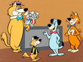 Animation Art:Presentation Cel, Huckleberry Hound and Friends Consumer Products Cel (Hanna-Barbera,c. 1970s)....