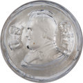 """Political:3D & Other Display (pre-1896), Ulysses S. Grant: """"Sulphide"""" Glass Paperweight...."""