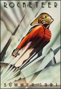 "Movie Posters:Action, Rocketeer (Walt Disney Pictures, 1991). One Sheet (27"" X 40"") DS Advance. Action.. ..."