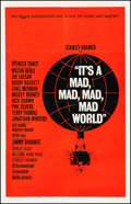 """Movie Posters:Comedy, It's a Mad, Mad, Mad, Mad World (United Artists, 1963). One Sheet(27"""" X 41"""") Style B. Comedy.. ..."""