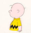 Animation Art:Production Cel, A Charlie Brown Christmas Charlie Brown Production Cel (BillMelendez Studios, 1965)....