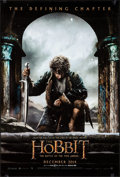 """Movie Posters:Fantasy, The Hobbit: The Battle of the Five Armies (Warner Brothers, 2014). One Sheet (27"""" X 40"""") DS Advance. Fantasy.. ..."""