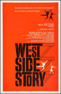 "Movie Posters:Academy Award Winners, West Side Story (United Artists, 1961). One Sheet (27"" X 41""). Academy Award Winners.. ..."