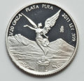 "Mexico, Mexico: Republic silver Proof ""Libertad"" Set 2011,... (Total: 5coins)"