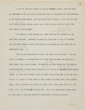Political:Presidential Relics, John Fitzgerald Kennedy: An Important 1952 Speech, with Numerous Notations and Text in His Hand, Regarding the Korean War and ...
