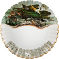 Political:Presidential Relics, Rutherford B. Hayes: Official White House China. ...