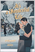 """Movie Posters:Fantasy, It's a Wonderful Life by Laurent Durieux (Dark Hall Mansion, 2014). Numbered Limited Edition Screen Print Poster (24"""" X 36"""")..."""