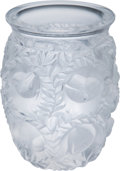 Political:Presidential Relics, Gerald R. and Betty Ford: Personally-Owned Lalique Vase....
