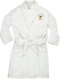 Political:Presidential Relics, Gerald R. Ford: Personally-Owned Presidential Bathrobe....