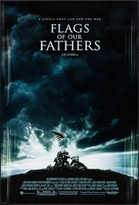"Flags of Our Fathers (Warner Brothers, 2006). One Sheet (27"" X 40"") DS. War"