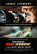 """Movie Posters:Hitchcock, Rear Window (Universal, R-2000). One Sheet (27"""" X 40"""") DS. Hitchcock.. ..."""