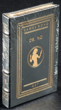 """Movie Posters:James Bond, Dr. No (Easton Press, 2005). Unopened First Edition Hardcover Book (5"""" X 7.75"""" X 1.25""""). James Bond.. ..."""