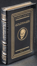 "Movie Posters:James Bond, Goldfinger (Easton Press, 2005). Unopened First Edition Hardcover Book (5"" X 7.75"" X 1.25""). James Bond.. ..."