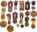 Political:Ribbons & Badges, Republican and Democratic National Convention Badges and Medals....
