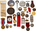 General Historic Events:World Fairs, World's Fair: Group of Assorted Items....