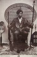 Miscellaneous:Ephemera, Huey P. Newton: An Iconic Poster from the Black Power Movement ofthe 1960s-1970s....