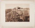 "American Indian Art:Photographs, Edward S. Curtis, Photographer: ""Walpi"" Portfolio Photogravure fromThe North American Indian, Volume XII, Plate 4..."