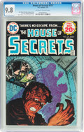 Bronze Age (1970-1979):Horror, House of Secrets #121 (DC, 1974) CGC NM/MT 9.8 Off-white to whitepages....