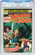 Bronze Age (1970-1979):Superhero, Howard the Duck #1 (Marvel, 1976) CGC NM+ 9.6 White pages....