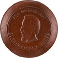 Political:3D & Other Display (pre-1896), Hayes & Wheeler: A Most Unusual Lidded Box....