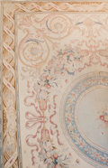 Rugs & Textiles:Other , A Louis XVI-Style Abusson Carpet. 113 w x 158-1/2 l inches (287.0 x402.6 cm). ...