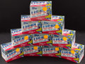 Football Cards:Sets, 1985 Topps USFL Complete Sets Collection (10). ...