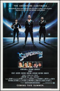 "Movie Posters:Action, Superman II & Other Lot (Warner Brothers, 1981). One Sheets (2) (27"" X 41""). Action.. ... (Total: 2 Items)"
