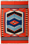 Other, A Chimayo Weaving. ...