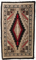 Other, A Navajo Regional Rug. c. 1940. ...