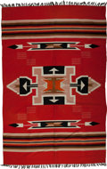 American Indian Art:Weavings, A Chimayo Weaving...