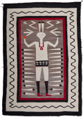 Other, A Navajo Pictorial Rug. c. 1935...
