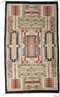 Other, A Contemporary Navajo Regional Rug. Blanche Wilson...