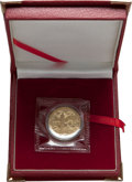 China:People's Republic of China, China: People's Republic gold Proof 50 Yuan (1/2 oz) 1999 Gem Proof,...