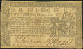Colonial Notes, Maryland April 10, 1774 $2/3 Fine....