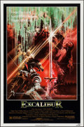 "Movie Posters:Fantasy, Excalibur (Warner Brothers, 1981). One Sheet (27"" X 41""). Fantasy....."