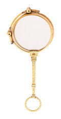 Estate Jewelry:Other, Gold Lorgnette. ...