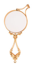 Estate Jewelry:Other, Gold Lorgnette . ...